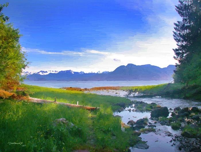 Alaskan Bay - p7-0614-art-wsig-700