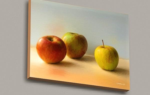 Apples Study #1