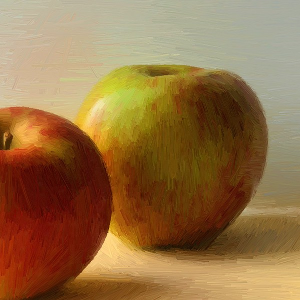 Apples - detail - 600
