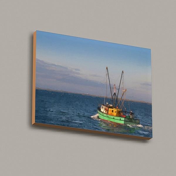 Atlantic Boat