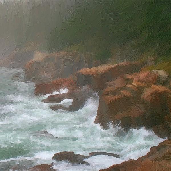 Ocean Acadia - detail - 600