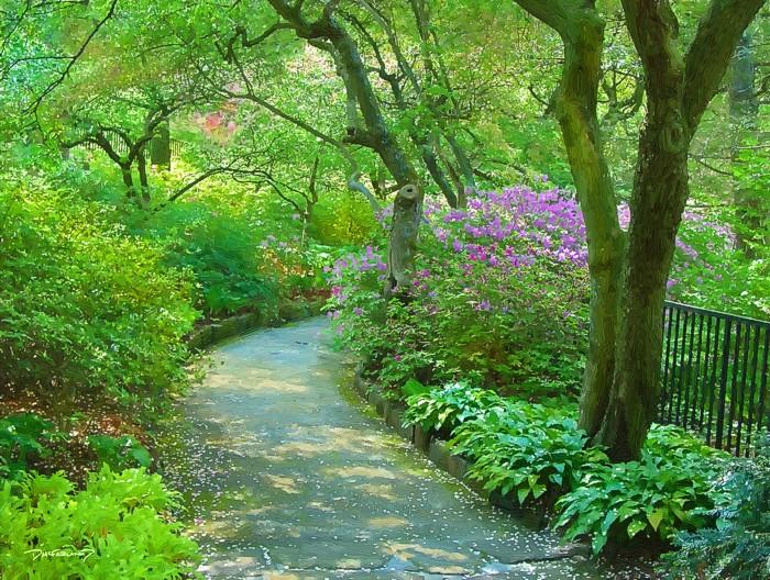 p4-0502 - Garden Walk - 2136 - art - wsig - 700