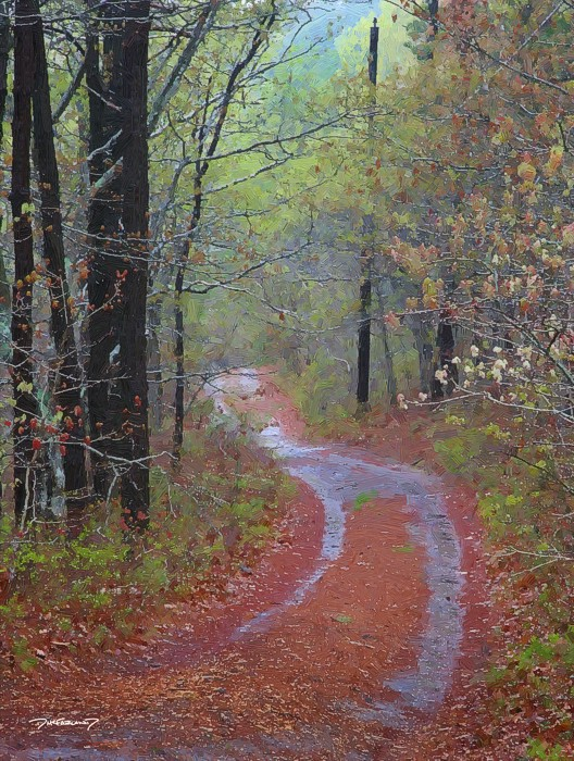 p7-0518 - Country Rain Road - 5196 - art - wsig - 700